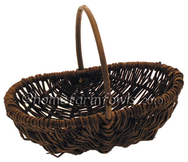 Gorgeous egg basket - perfect for Newborns. x
