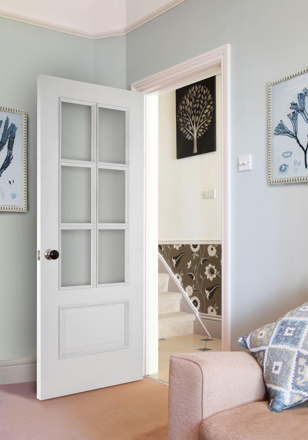 Iris 6 light white bespoke traditional internal doors find this pin and more on traditional internal doors by todddoors planetlyrics Images