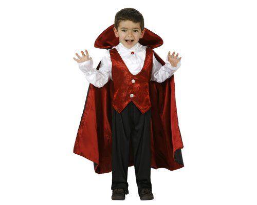 disfraz halloween 4 anos
