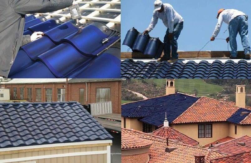 Solar Panel With Interesting Shapes Solar Panels Solar Energy Panels Solar Roof