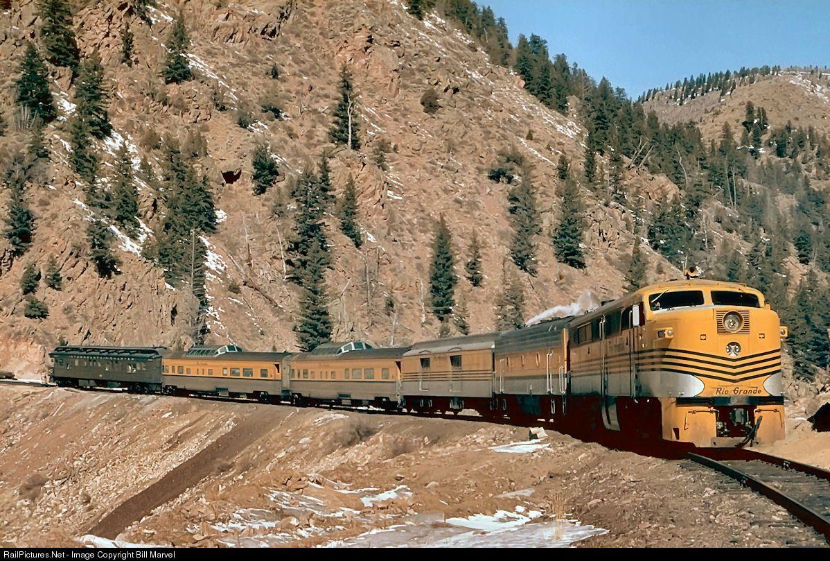 Train to colorado from pa - Net Photo 6003 Denver Rio Grande Western Railroad Alco Pa 1