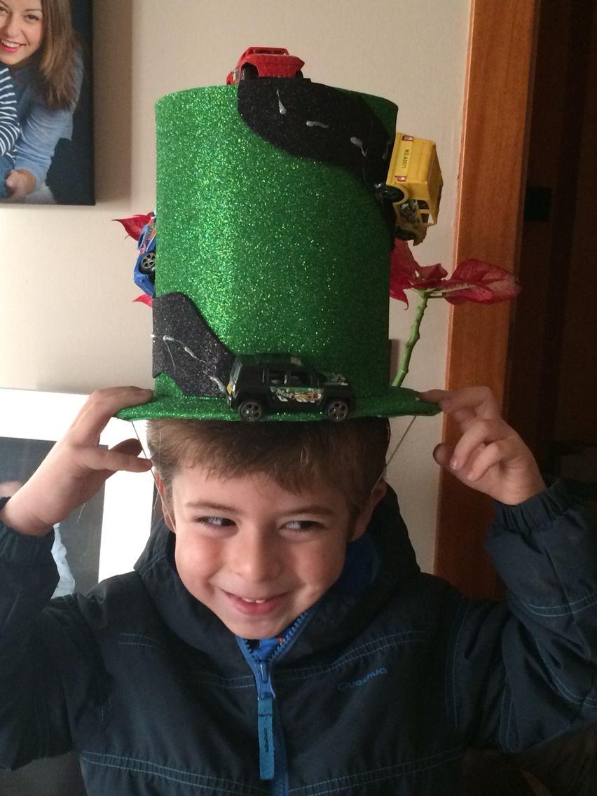 Sombrero carnaval Disfraces Niños 4560d0df59c
