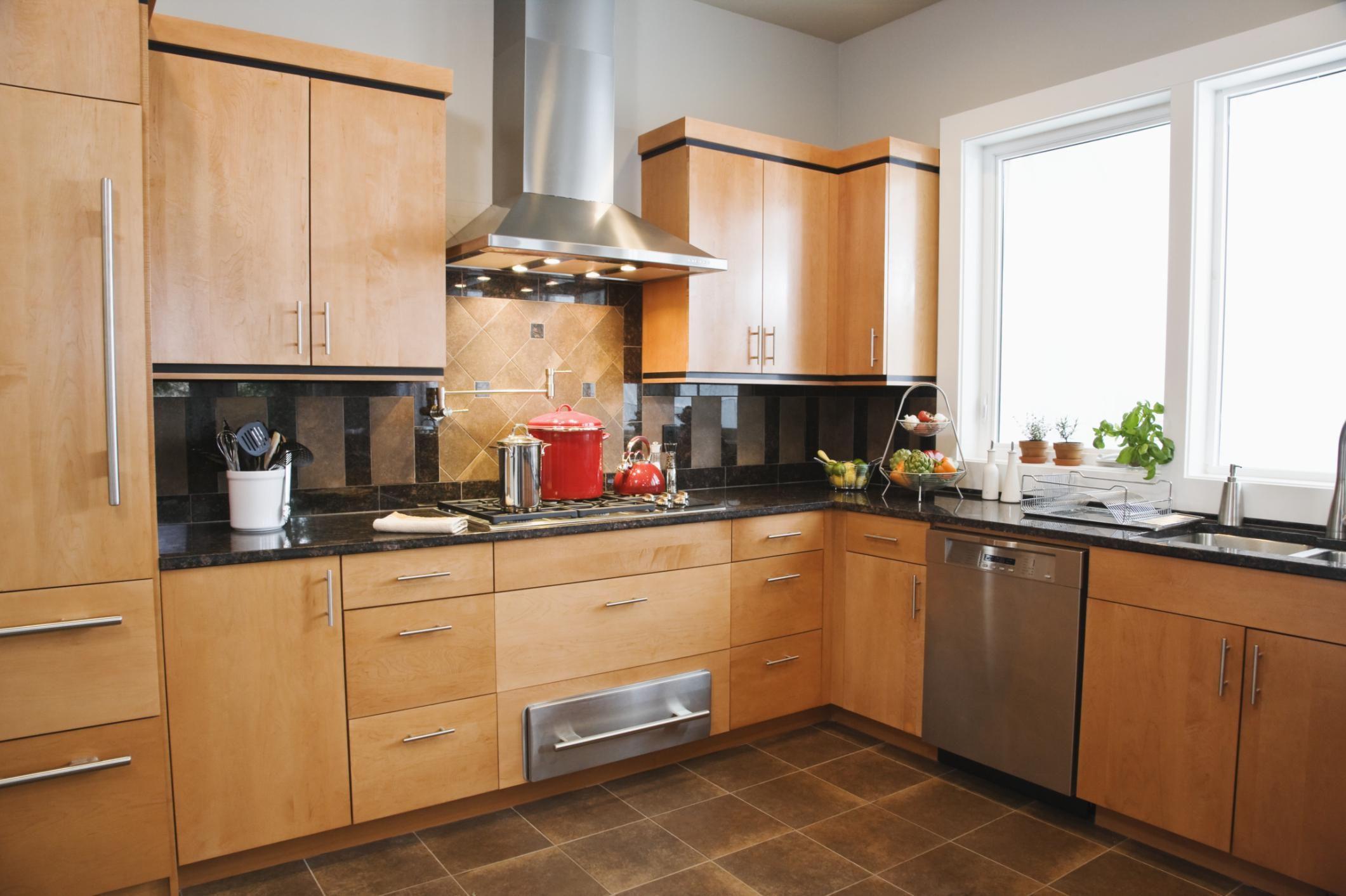 Optimal Upper Height in Kitchens Kitchen