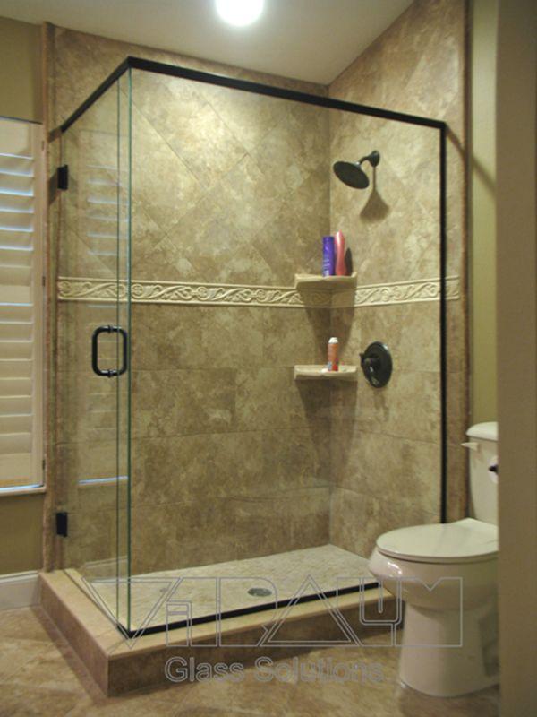 Frameless Shower Enclosures Orlando Bathroom Shower Doors Shower