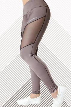 comprar bien sin impuesto de venta mejor baratas gray mesh leggings #amazon #affiliate | Ropa deportiva ...
