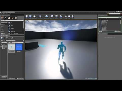 Blueprintsnew character movement features youtube udk tutorials blueprintsnew character movement features youtube malvernweather Image collections