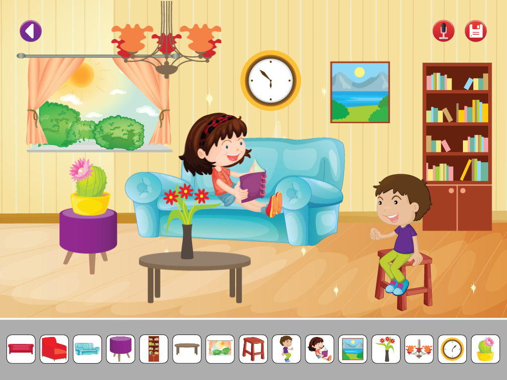 Room clipart my house #15 | evim | Pinterest | Explore and Room