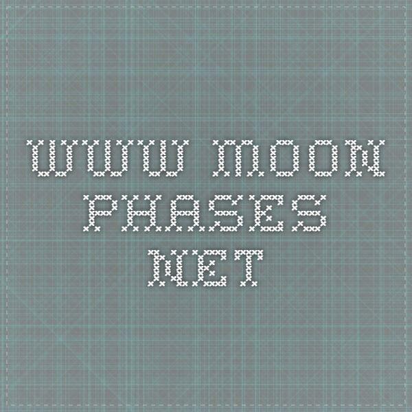 www.moon-phases.net