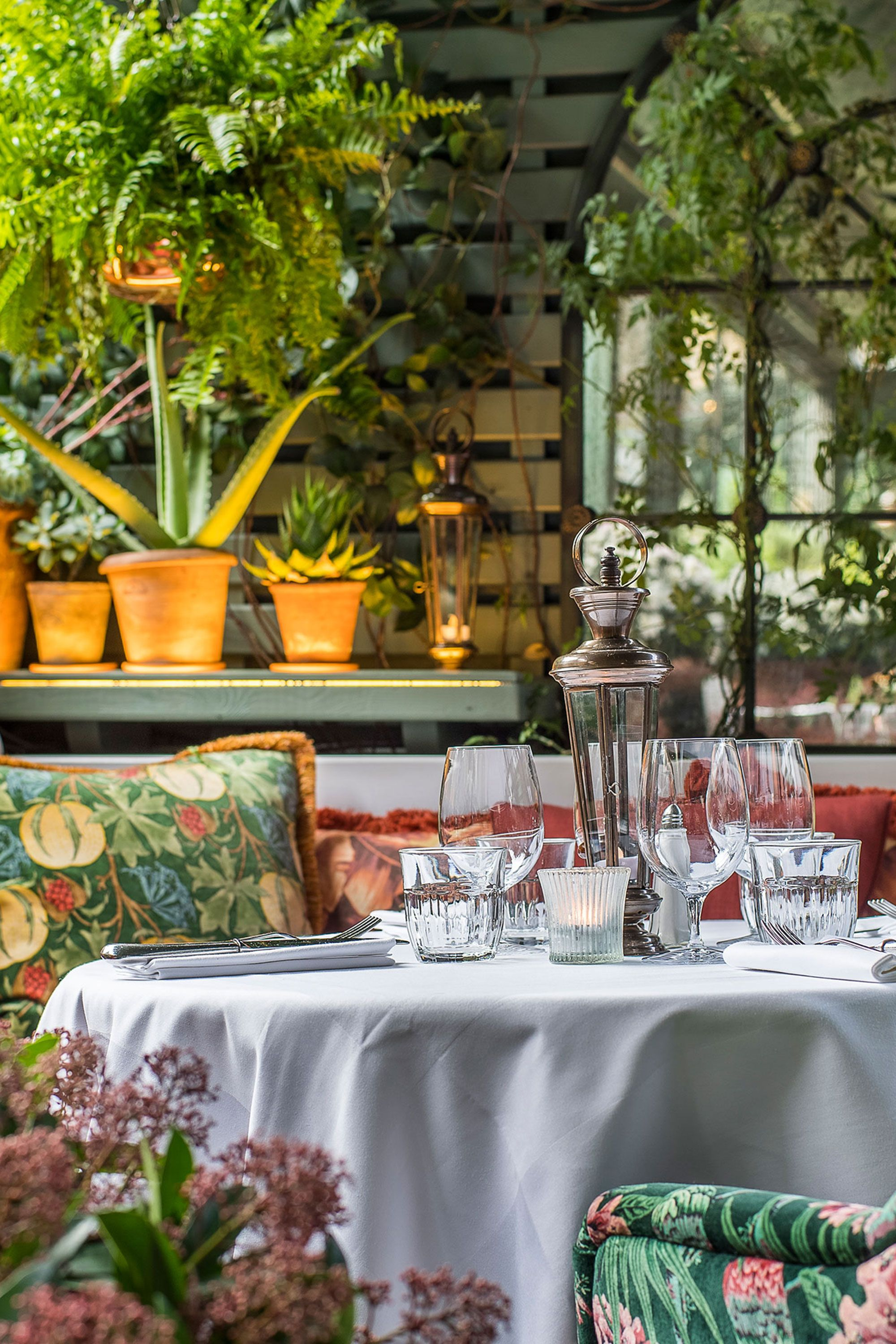 The most beautiful restaurants in London The ivy chelsea