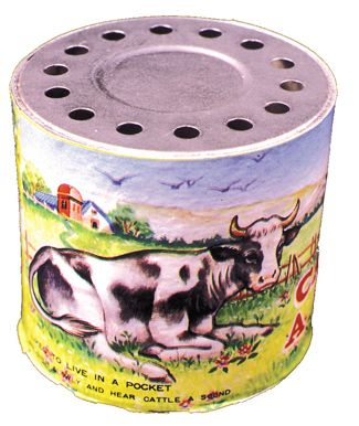 Cow Moo Toy You Turned It Over And Back Again And It Made A Moo Sound Childhood Memories Childhood Toys Vintage Toys