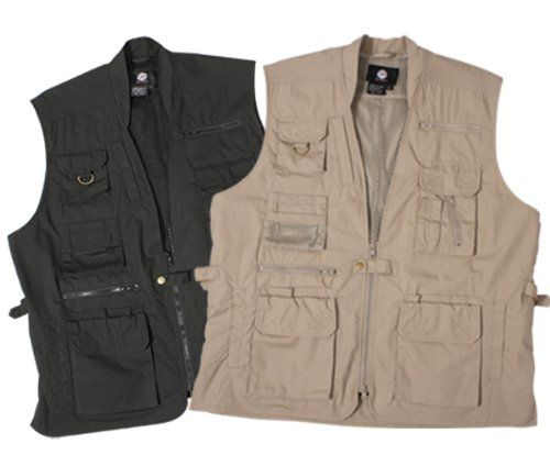 BESTSELLER! Rothco Plainclothes Concealed Carry Vest $53.49