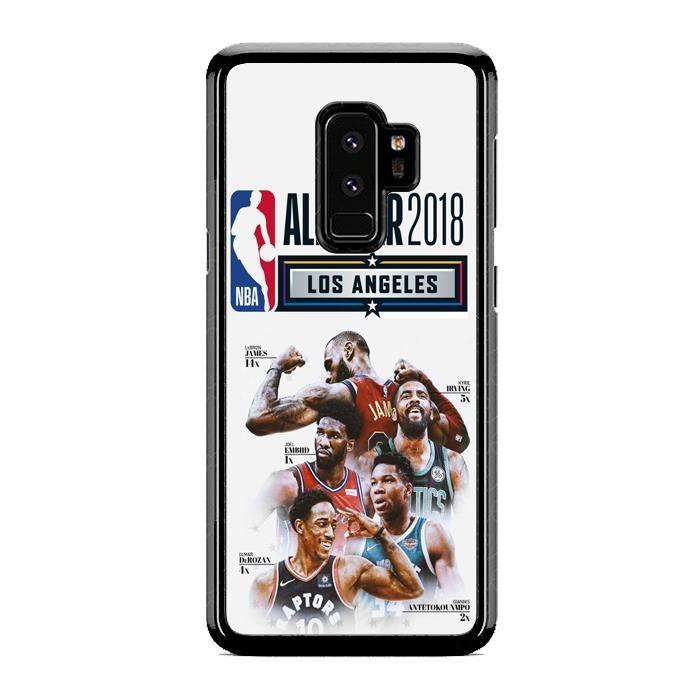 NBA ALL STAR Wallpaper Samsung Galaxy S9 Case