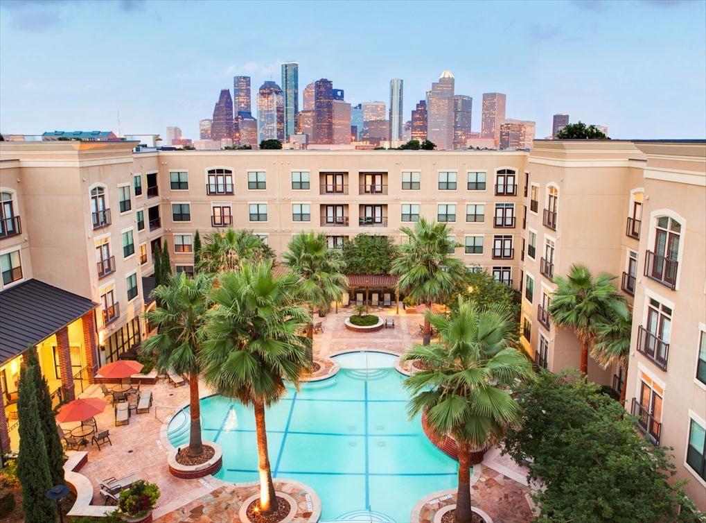 Midtown Houston Apartments in Houston, Texas at AMLI City ...