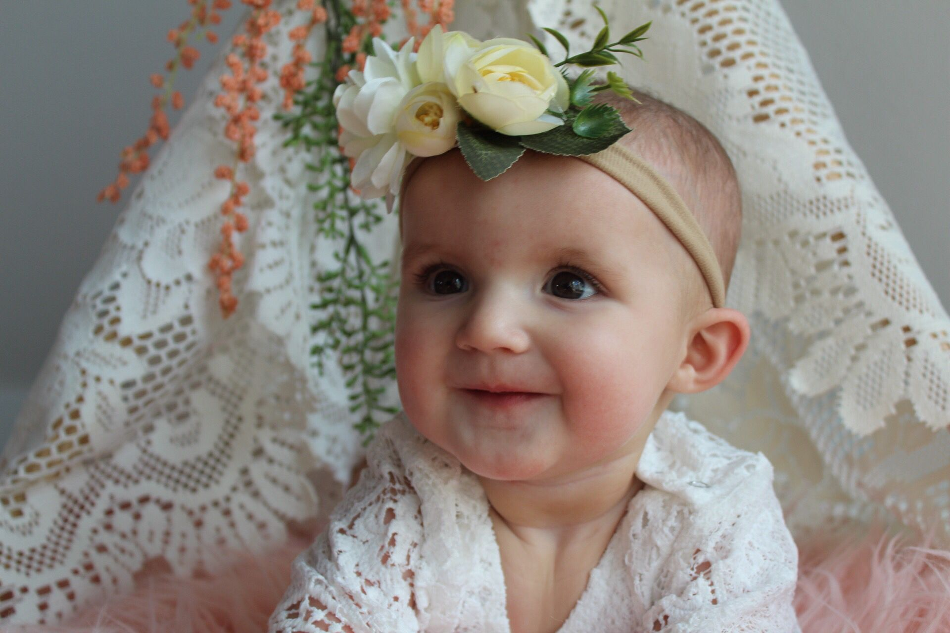e70bc796751 Pin by Tabby Monson on Tenley Jane 6 Month photos
