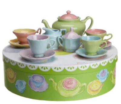Tea For Tots