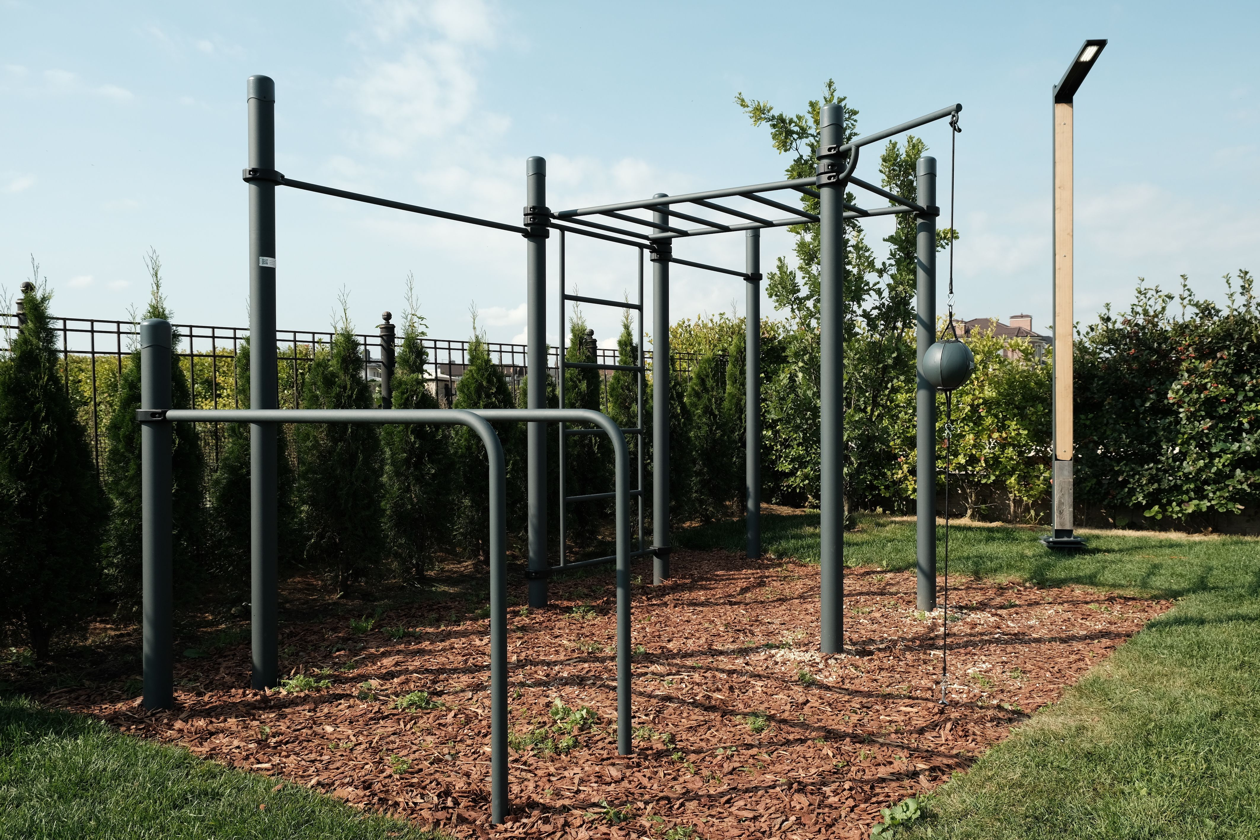 Street Workout Private House Equipment Outdoor Gym Outdoor Gym Equipment Outdoor Fitness Equipment