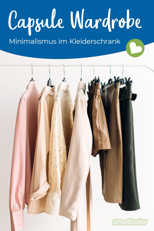 geld sparen durch minimalismus