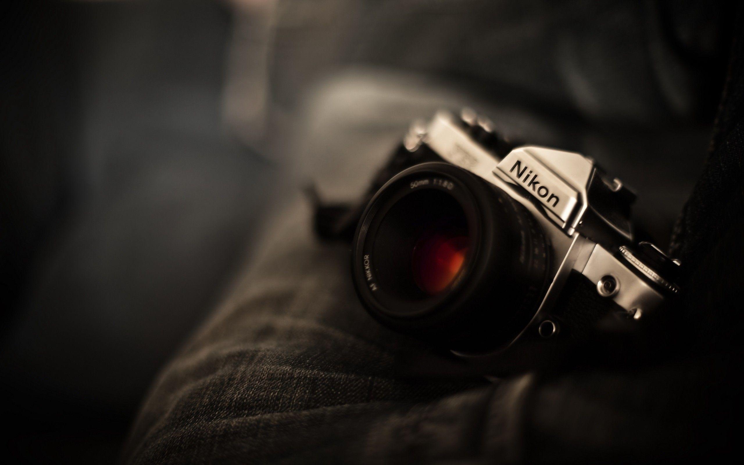 Technology Cameras Nikon Selective Coloring Analog Camera Wallpaper Camera Nikon Photography Camera