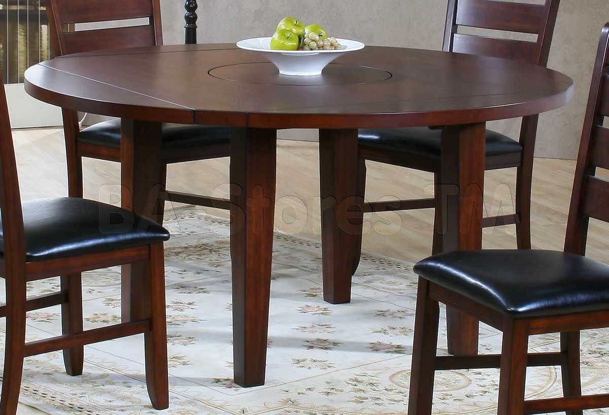 Ameillia 60 Round Drop Leaf Dining Table Homelegance For The Home Pinterest Click 60