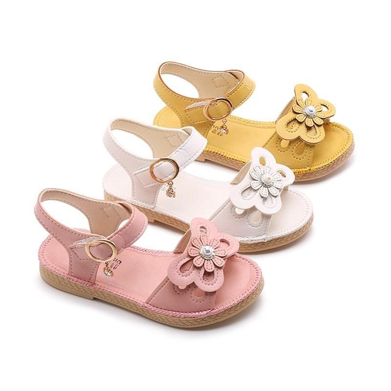 a86e278f0d90 Cherry pom Pom sandals from Kurt Geiger - Mini Miss KG