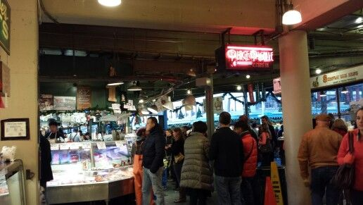 Inside Pike Place