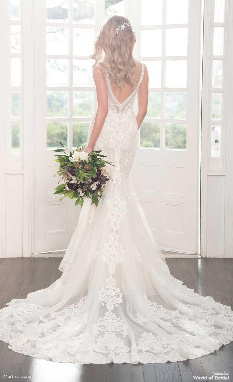 Martina Liana Spring 2019 Wedding Dresses Indian wedding