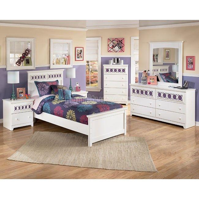 Best Zayley Panel Bedroom Set Ashley Bedroom Furniture Sets 400 x 300
