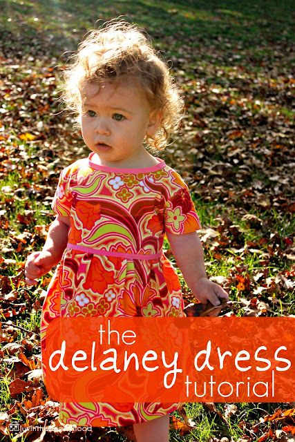 the delaney dress tutorial