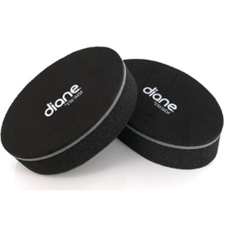 Wondrous Diane Twist Wave Hair Brush Sponge For Dreads Afro 2 Pack Hairstyle Inspiration Daily Dogsangcom