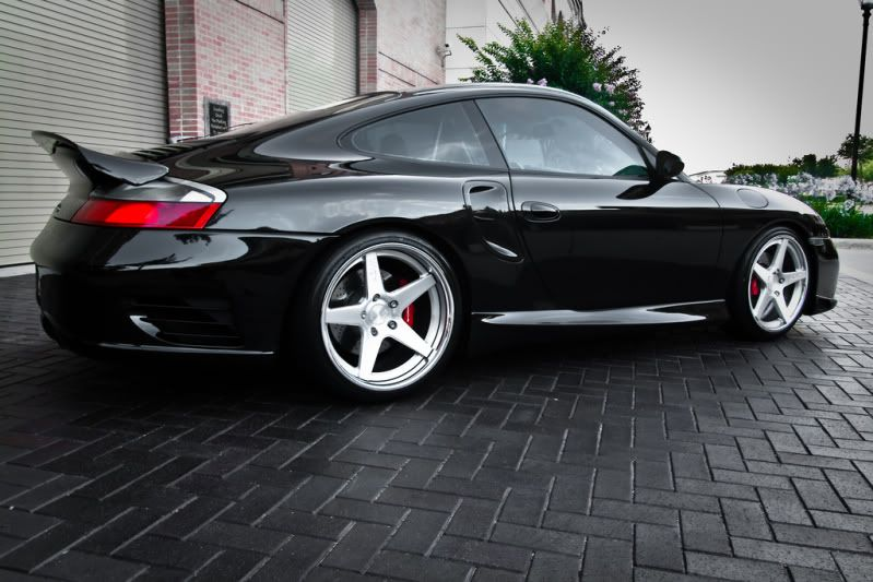 Horizon Blue Carrera GT - 6SpeedOnline - Porsche Forum and