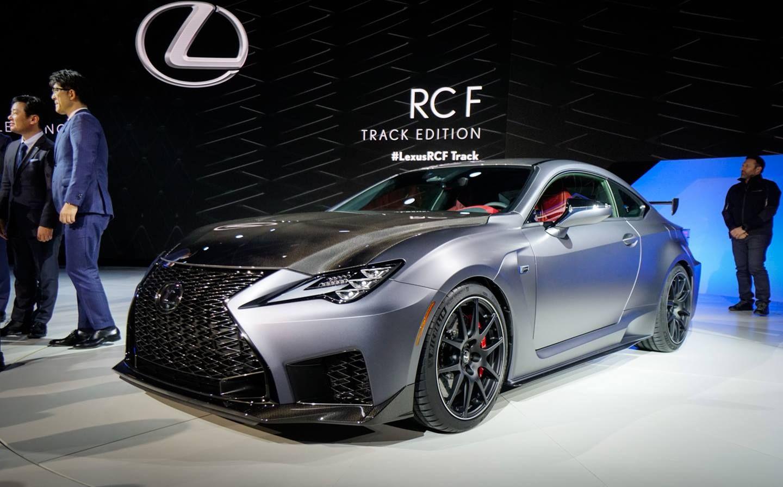 Lexus Rc F 2020 Changes Specs In 2020 Lexus New Lexus Sports Cars Luxury