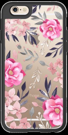 Casetify iPhone 6 New Standard Case - Blush+Pink by Bianca Pozzi #Casetify