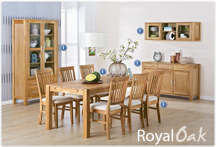2019 Haus »royal In Oak«Ideen Ums Möbel Esszimmer Serie Rund vONm0w8n