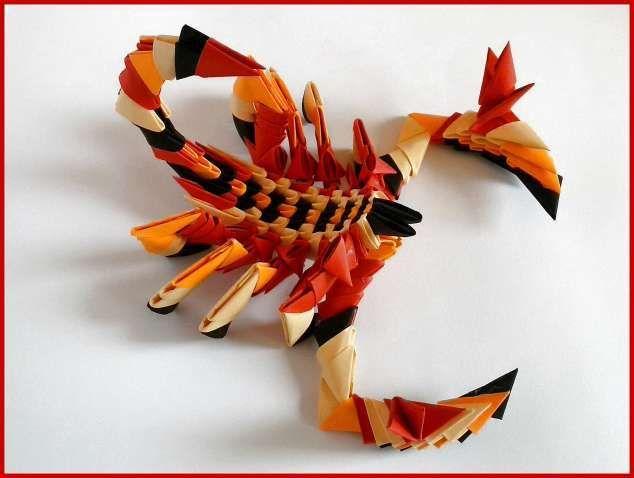Miraculous Origami Scorpion Diagram Inspirational Origami Scorpion Diagram Wiring Cloud Hisonuggs Outletorg