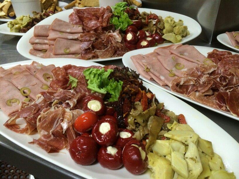 Tapas Twist For Wedding Reception Course 1 Meats Mediterranean