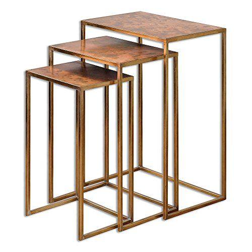Copres Oxidized Nesting Tables Set/3 Uttermost https://www.amazon.com/dp/B01BD3JVZ2/ref=cm_sw_r_pi_dp_x_Q-JRybB3D3YZ7