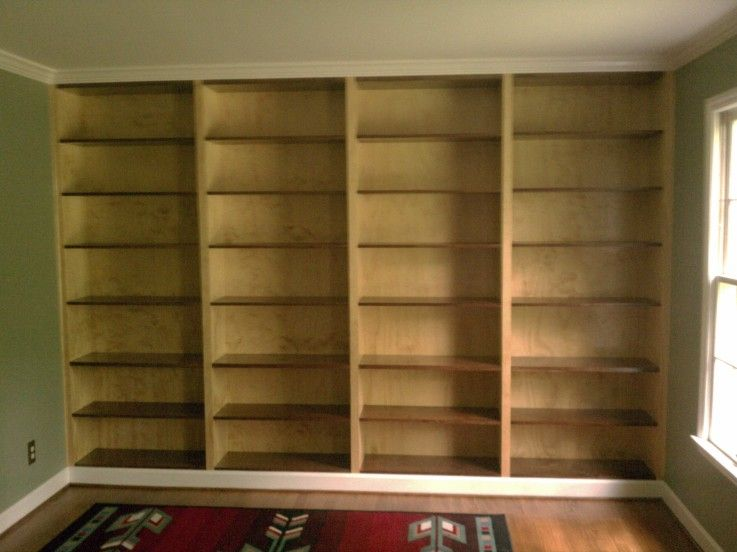 bookcase plans | Built-in bookcase - Kreg Jig Owners Community - Bookcase Plans Built-in Bookcase - Kreg Jig Owners Community