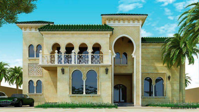 صفحة 3 Classic House Design Modern Bungalow House House Designs Exterior