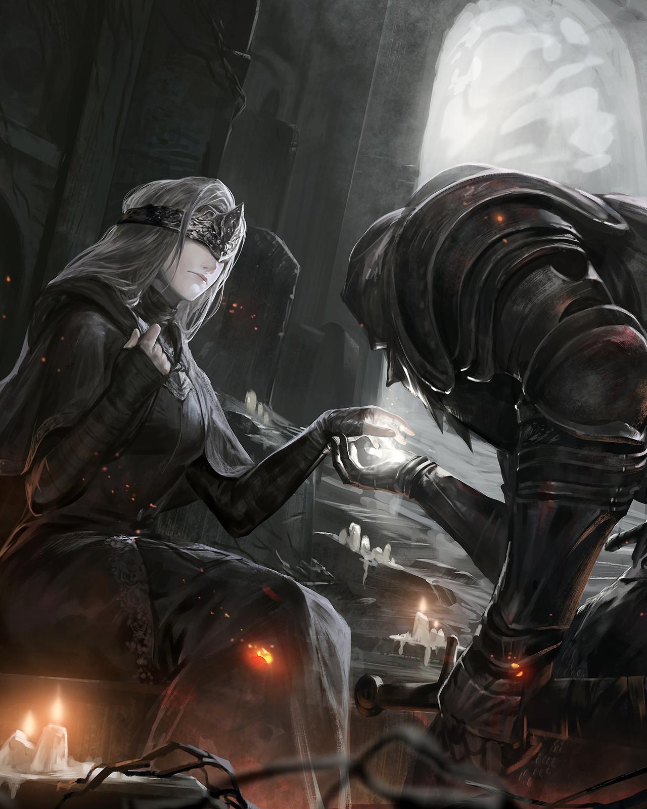 """gamesfrontier """"Source """" Konsept sanatı, Şövalye, Resimler"""