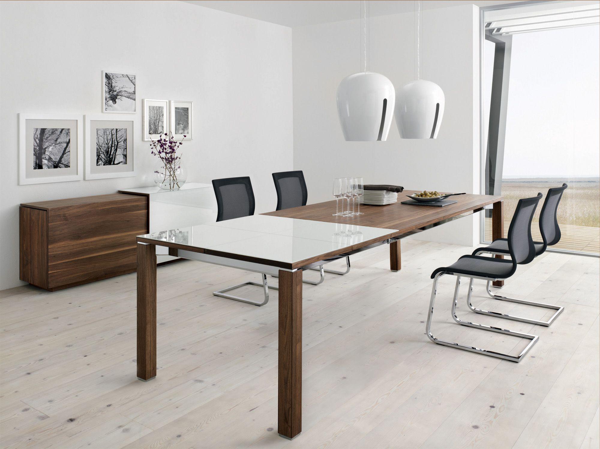 Esszimmer | Tisch | Sideboard | Massivholz | Lack | Freischwinger - bei Möbel Morschett