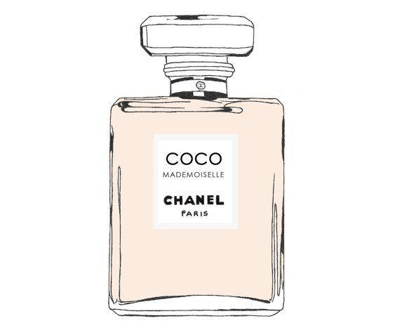 perfume bottles clip art chanel perfume bottle clip art