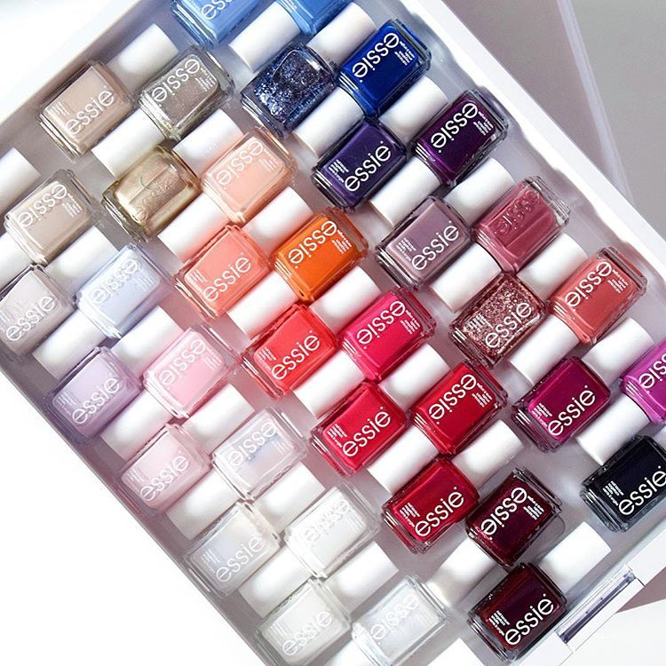 Color tiles. - essie | Esmalte, Amo y Cosas