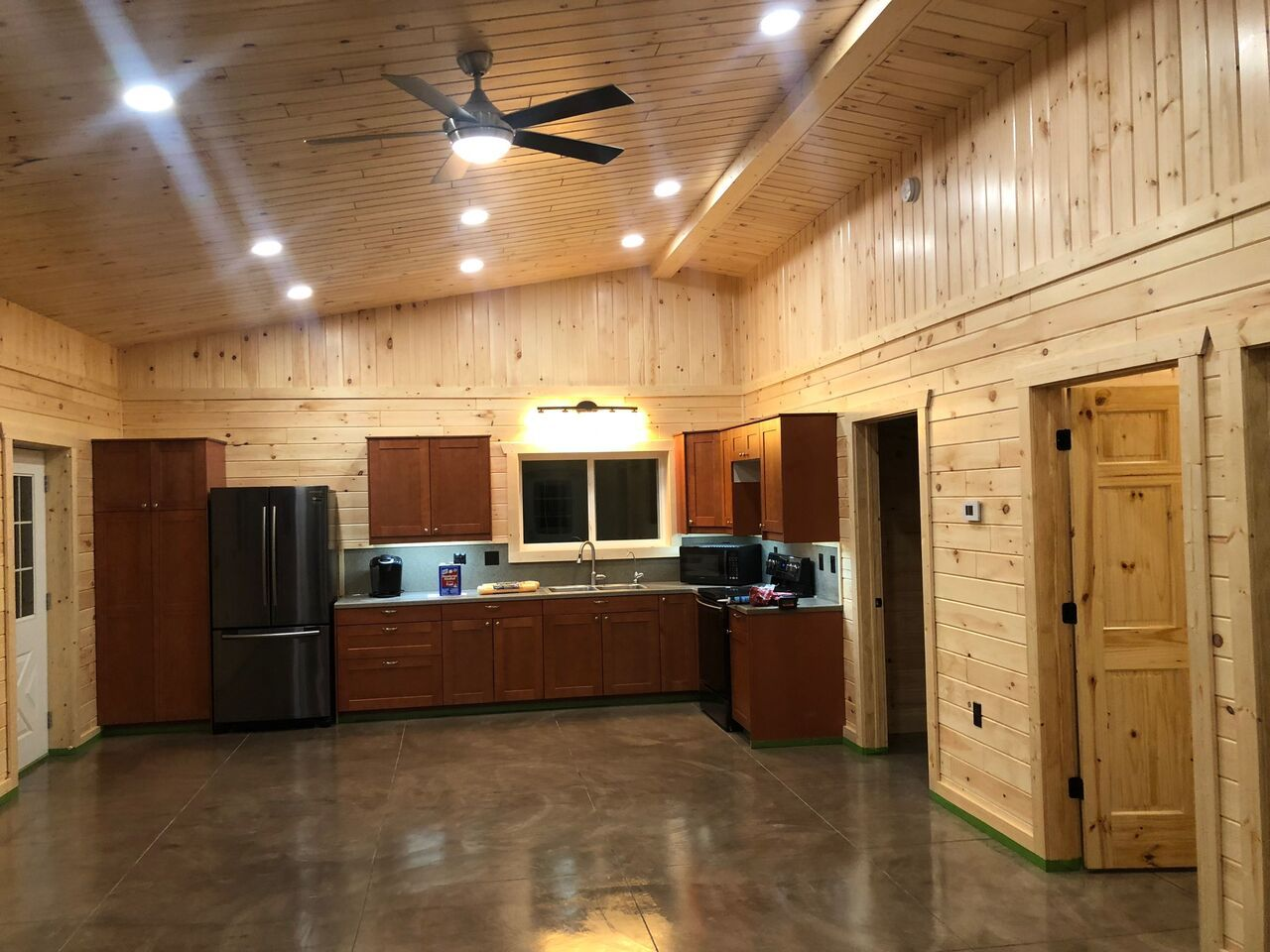 1x6 Pine Paneling Pre Finished Clear Wood Paneling Paneling Staining Wood