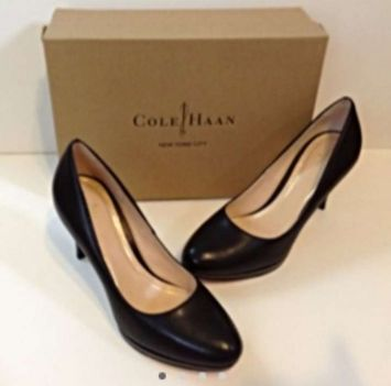 Cole Haan Chelsea Black Pumps $131
