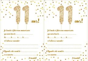 Carte D Invitation Anniversaire 11 Ans Fille Reservation Domitys Anniversaire 11 Ans Invitation Anniversaire Carte Invitation Anniversaire