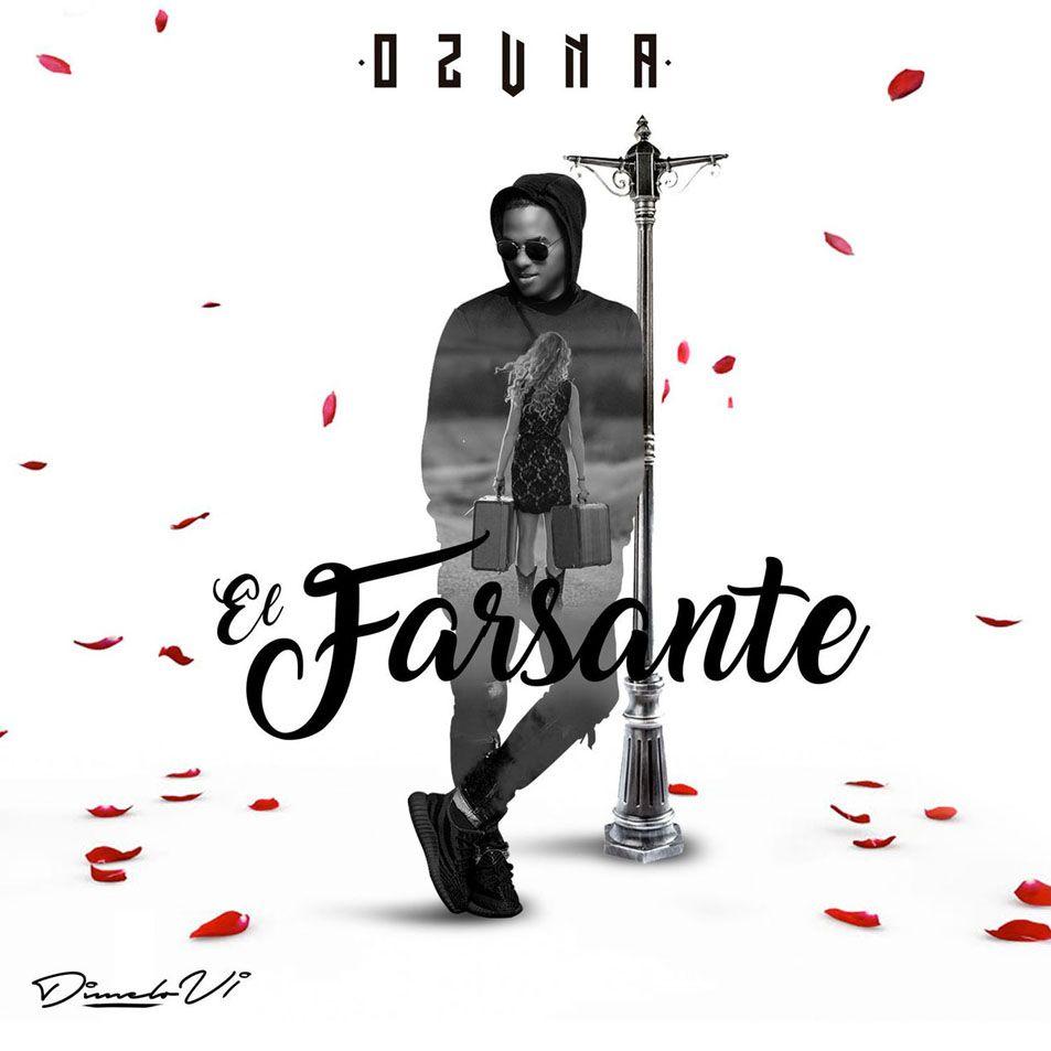 Caratula Frontal de Ozuna - El Farsante (Cd Single)