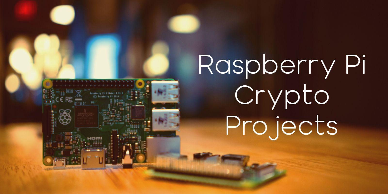bitcoin pe raspberry pi