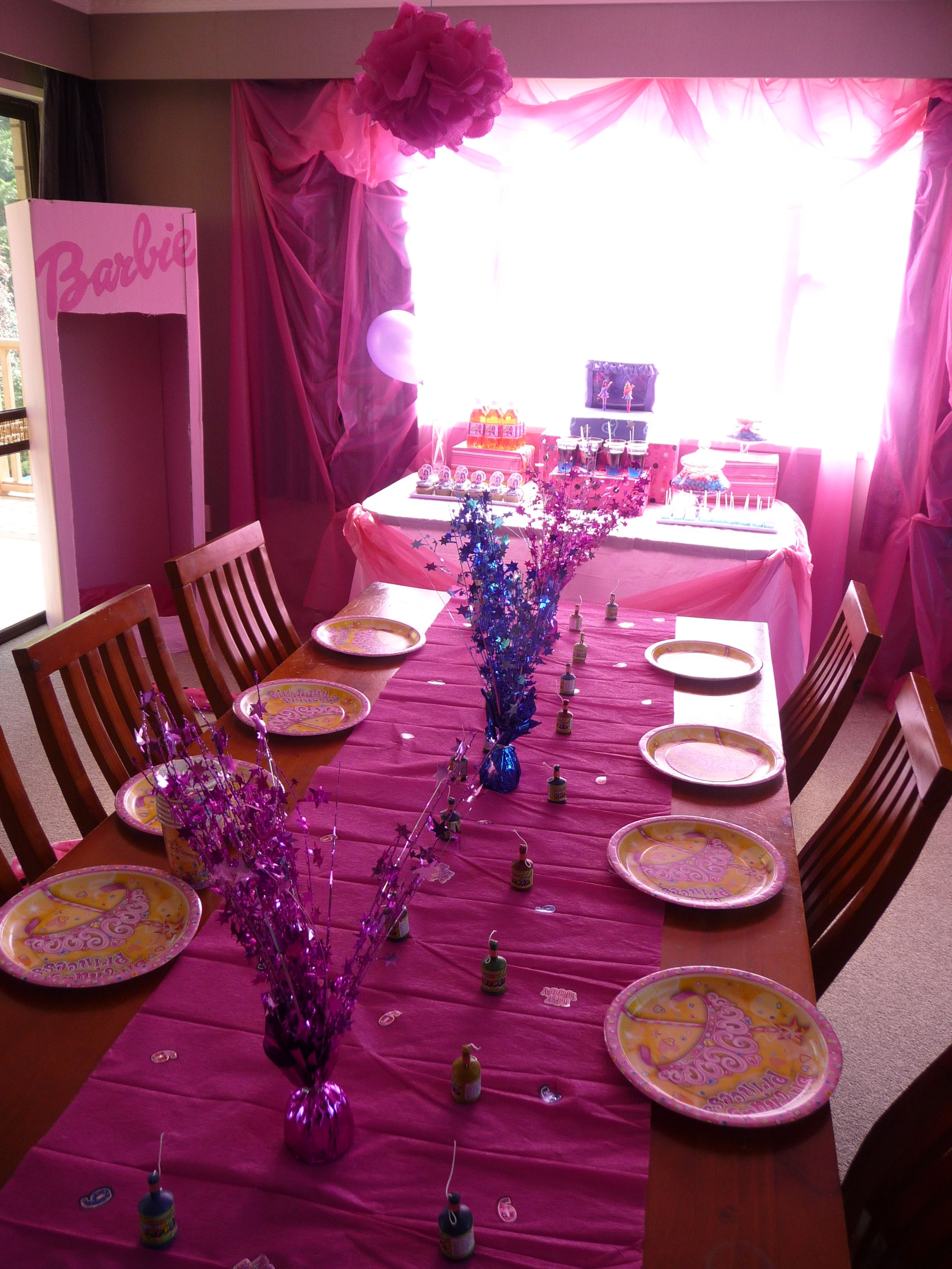 Barbie Princess & the Popstar Party from http://www.facebook.com/thejenkinsons#!/pages/Rachs-Cakes-Balclutha/142863472432177?fref=ts