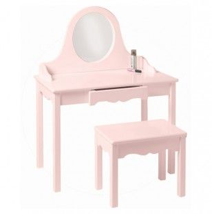 Vanity And Bench For Gabby S Room Craft Ideas Pinterest