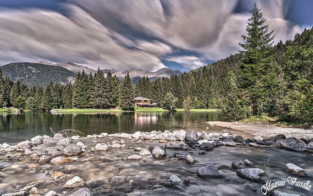 17 Settembre 2020 Nikon D750 Nikkor 24 70 F 2 8e Ed Vr Lagodeicaprioli Sudtirol Trentino Trentin Travel Life Hdr Photography Nature Photography